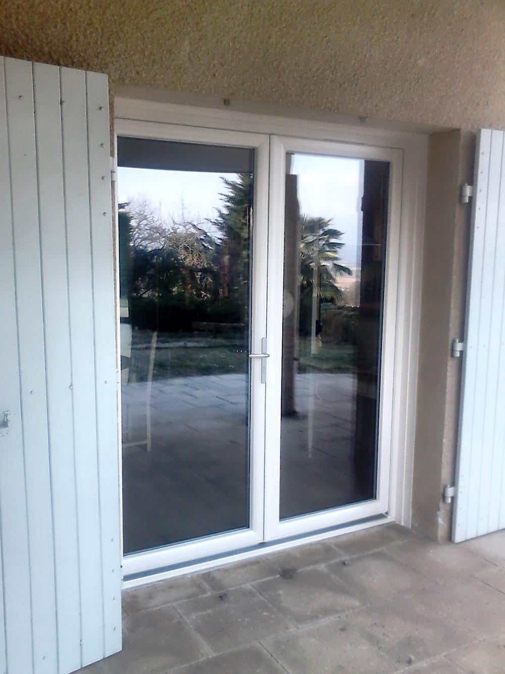 Menuiseries 26 Vizier - Portes fenêtres